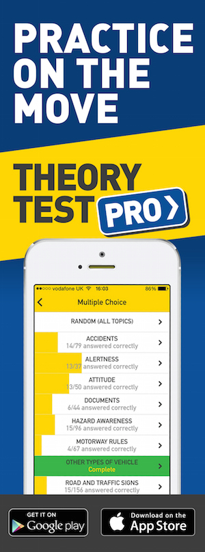 Theory Test Pro in partnership with Learn Smart Driving School